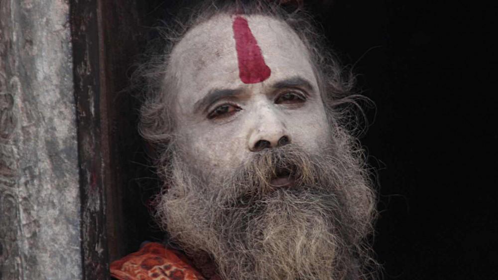 Nepal sadhu 'svatý' muž01