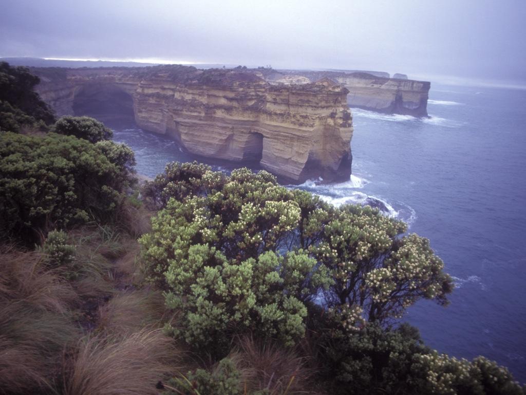Austrálie Port Campbell