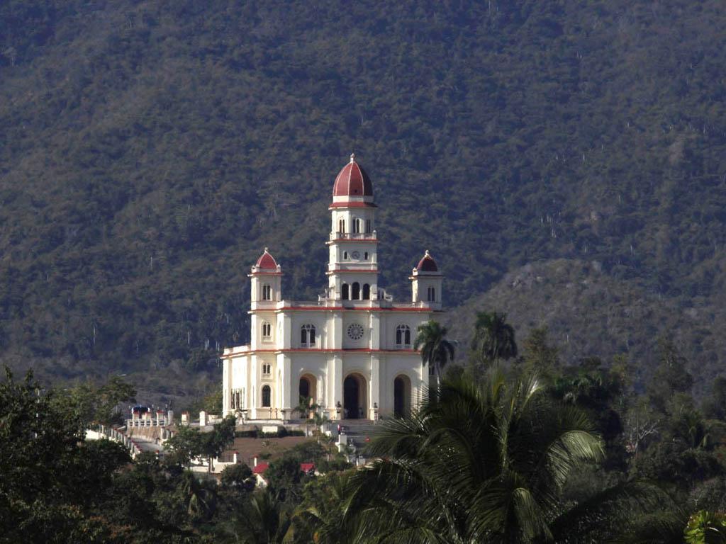 Kuba Iglesia del Cobre