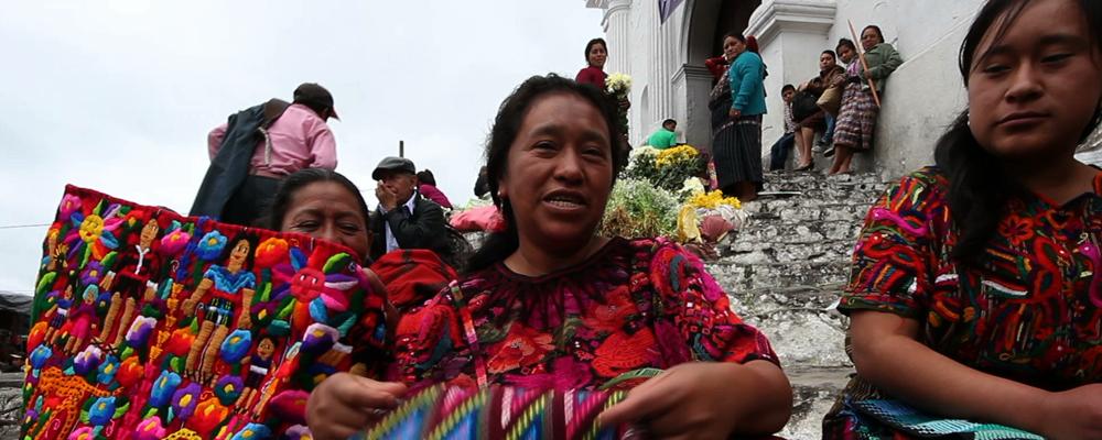 GUATEMALA - S šamany v zádech. Ttrailer -6
