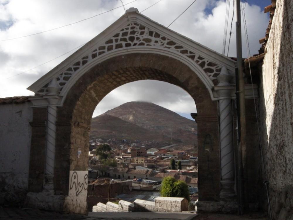 PERU, BOLIVIE. 119